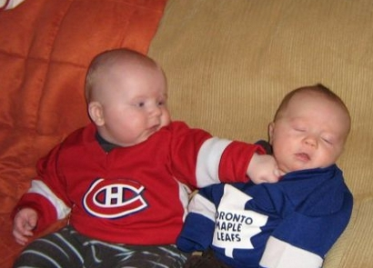 Dream Canada: Tribute to Habs-Leafs Rivalry Is a Video Classic