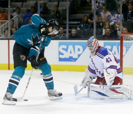 Hertl's Fertile: Czech Creativity Produces NHL's First Goal-of-the-Year Candidate