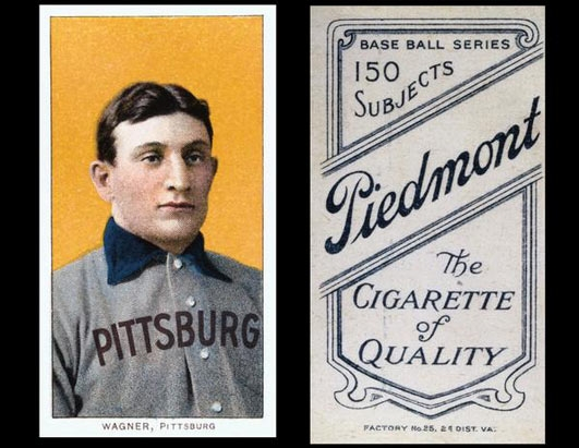 Card Sharp: Honus Wagner T206 Sets Another Record