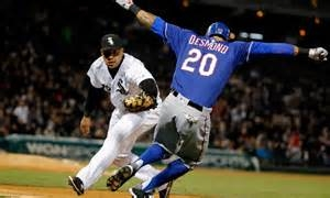 Rangers Help ChiSox to MLB's First 9-3-2-6-2-5 Triple Play