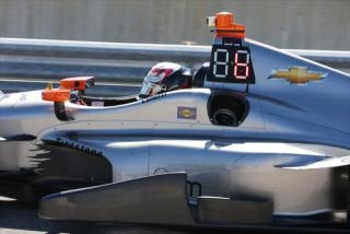 Indy Car LEDs: Friendly Tech for the Paying Customer