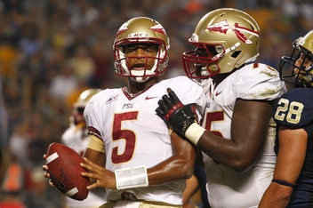 Famous Jameis Explodes onto the College Scene