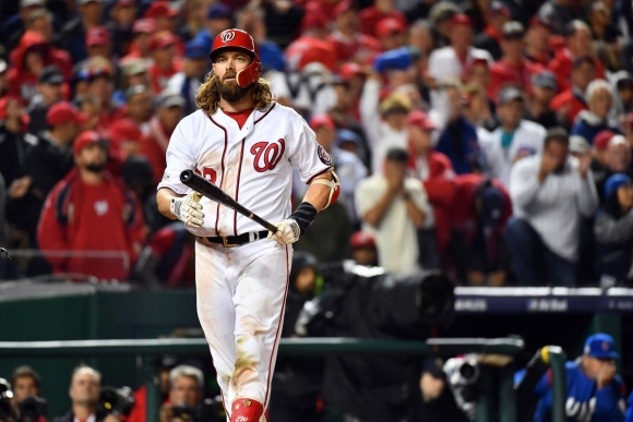 NLDS: Groundhog Day for the Nats As Chicago Wins Game 5