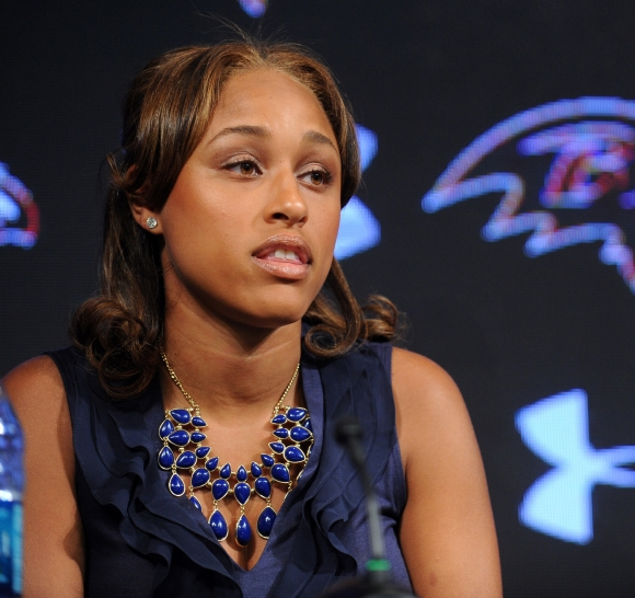 Janay Rice Goes on the Offensive