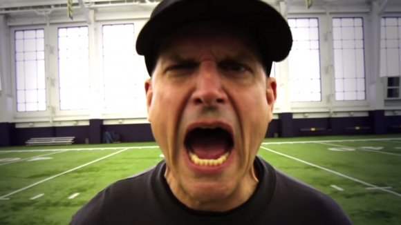 Jim Harbaugh Feels Little Compassion for You or Me