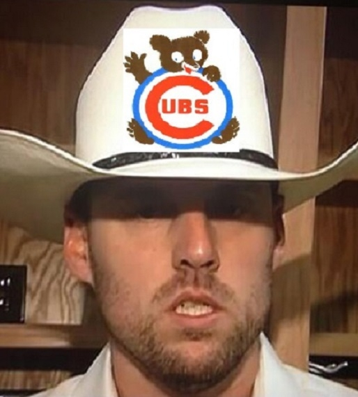 John Lackey Is Kind of a Tool