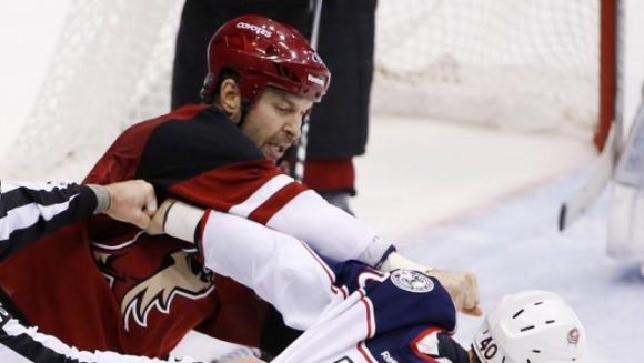 Coyotes Trade the Only All-Star Captain Who Matters