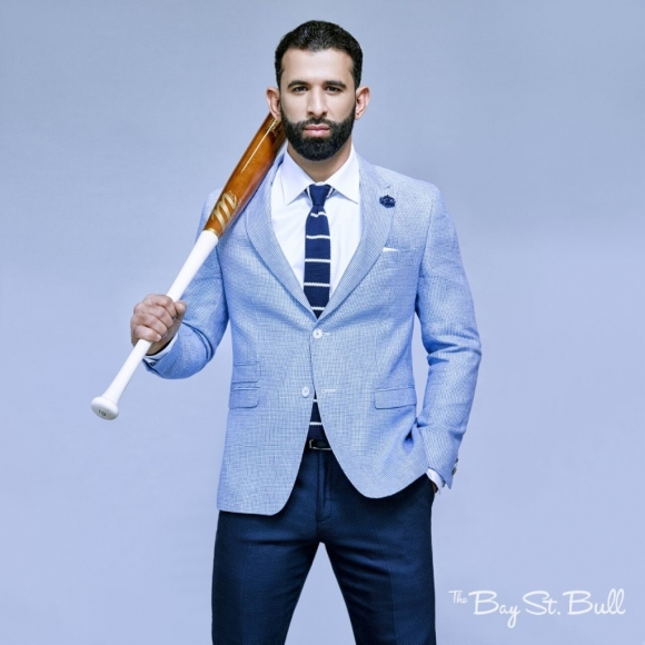 Joey Bats Engages in Poorly Timed Trash Talk