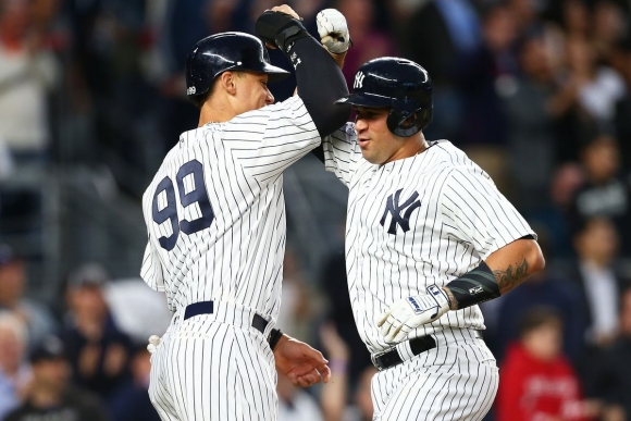 ALCS: Yankee Surge Continues; Heading to Houston Up, 3-2