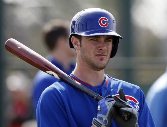 Kris Bryant's Treating The Show Like It's Spring Training