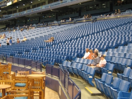 Orioles-Rays to Switch from Empty Stadium to Empty Cavern