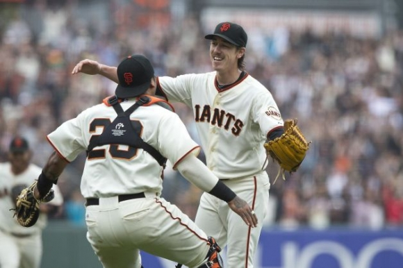 Lincecum: Padres Are His Own Personal Washington Generals