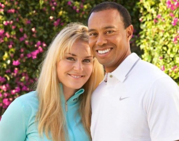 Trouble In Paradise For Tiger and Vonn?