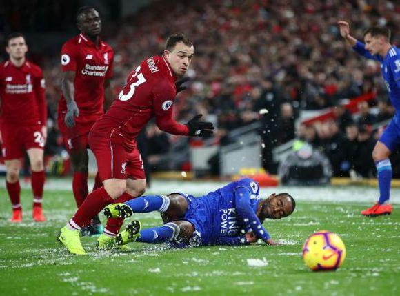 SuperSub Shaqiri Pops A Pair As The 'Pool Mops Up Man Utd