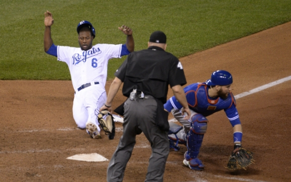 Cain Updates the Mad Dash; Royals Race to World Series