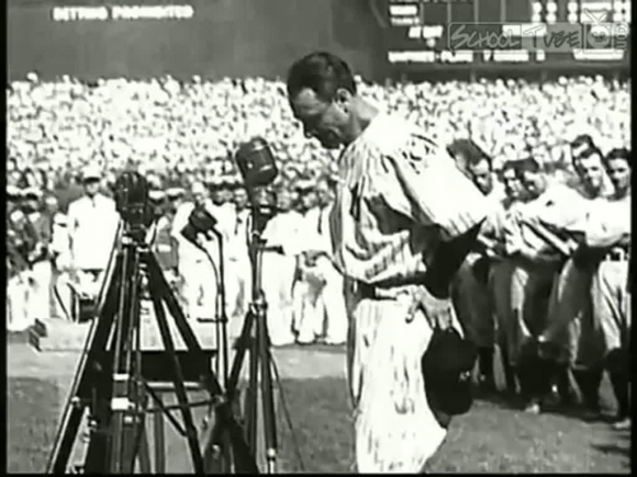 75 Years Ago Today, Lou Gehrig Said He Was Lucky