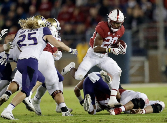 Stanford Derails Huskies Down on the Farm