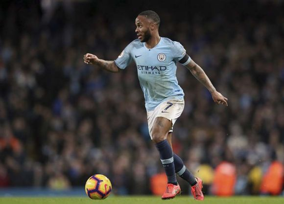 Sterling Keeps Manchester City in the Title Race