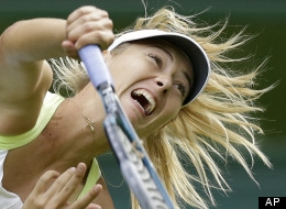 Sharapova Shrieks to Another French Open Title