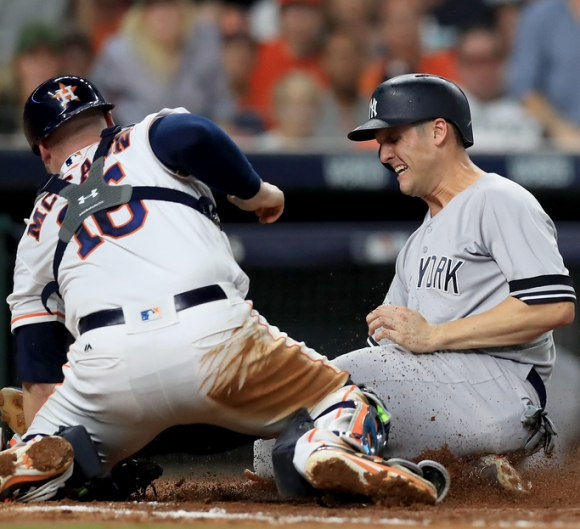 ALCS: Astros Shut Down Yankees, Advance to World Series