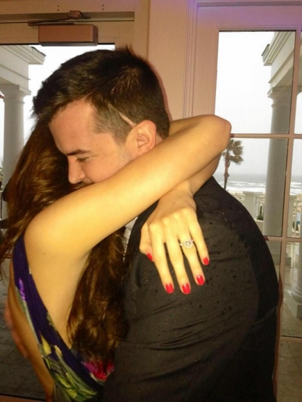 McCarron Gets Engaged; Didn't Ask Fans for Permission