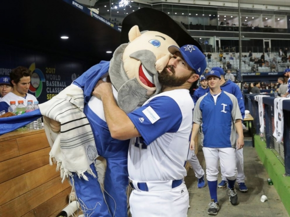 Oi Vay! Israel Advances in World Baseball Classic