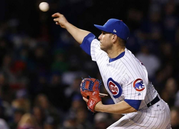 Catcher Miguel Montero Provides Scoreless Relief