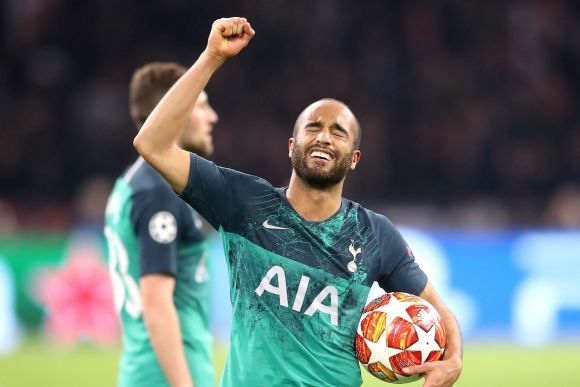 Fantastic Lucas Moura Sends Spurs to the Champions League Final