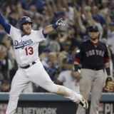 World Series: Muncy's 18th-Inning Oppo Taco Gives Walkoff Win to Dodgers