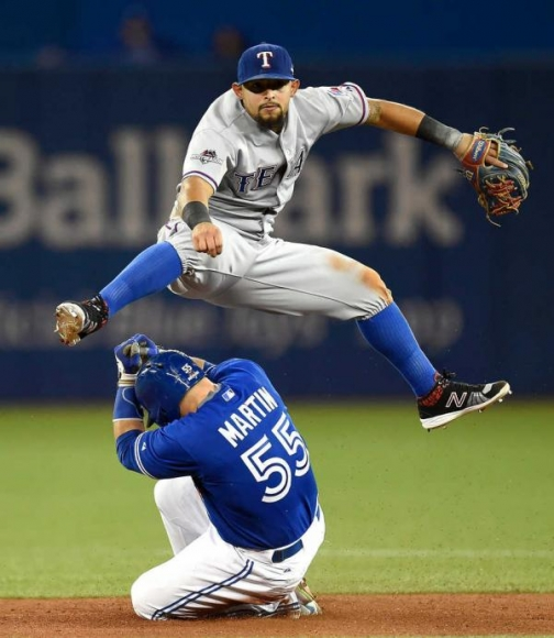 Blue Jays Slide into ALCS