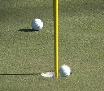 Oosthuizen Bumps His Way to a Masters Ace