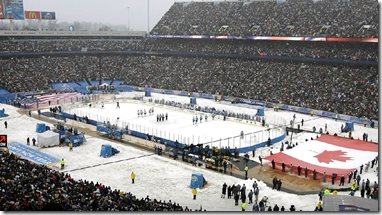 NHL Eyes North Korea for Outdoor Game in 2015