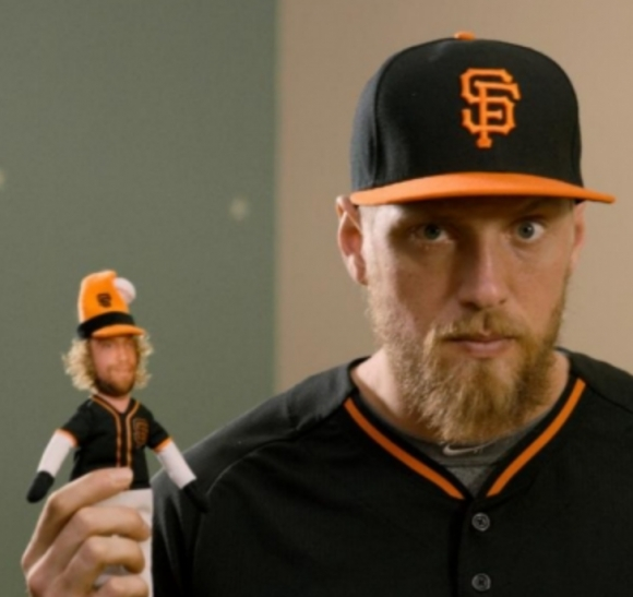 Hunter Pence The Science Guy
