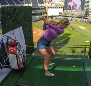 Padres' Petco Morphs from Ballpark to Golf Course