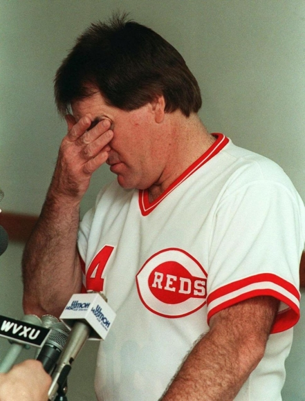 Bet on It: Pete Rose Is a Serial Liar