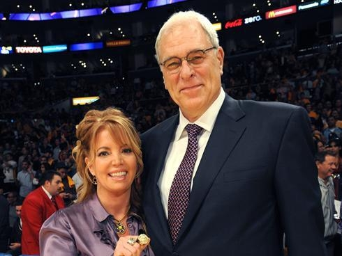 Lakers Owner Says She's the Boss