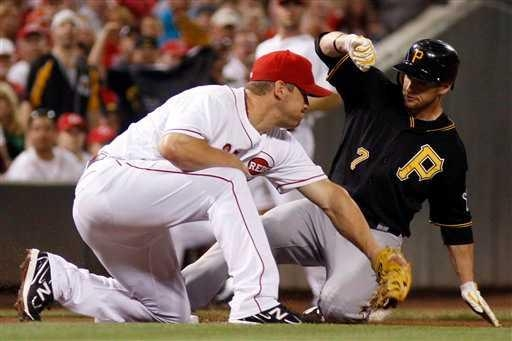 Pirates and Reds Battle for Home Turf