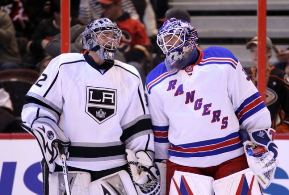 NHL's Playoff Sprint Keys on the Stoppers