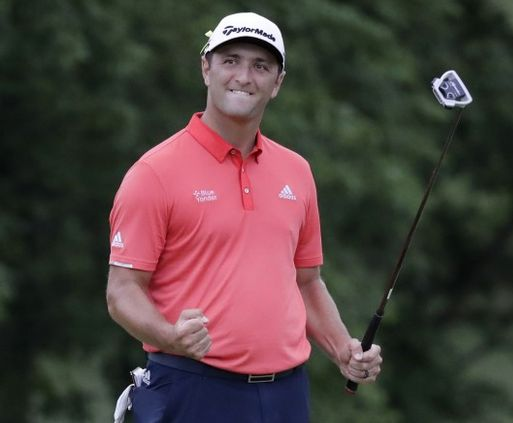 Rahm Calms an Angry Muirfield, Becomes World No 1 in the Process
