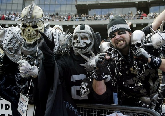 Raiders Set Penalty Record ... and Still Win
