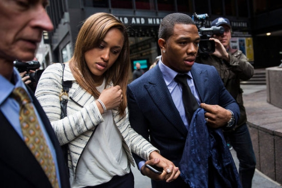 Ray Rice Is Good to Go; Roger Goodell Should Just Go