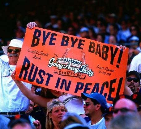 San Francisco Giants' Top Five Candlestick Park Moments
