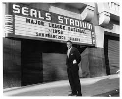 Leaving Seals Stadium: Giant Mistake