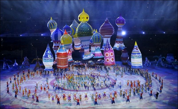 Check Out Sochi for a Nice Winter Break
