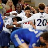 Son's Stunner and Alli's 50th Spur Tottenham over Foxes