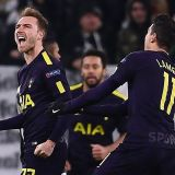 Juventus Cruises Early, Blows It Late; Spurs Cool with That
