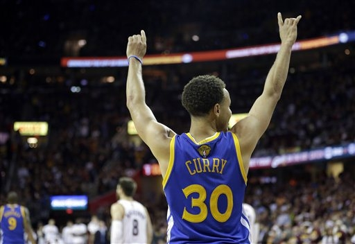 40 Years Later, Curry and the Dubs Bring Larry O'Brien Back to the Bay
