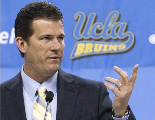 UCLA's Long Con with Steve Alford