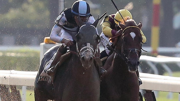 Tapwrit Wins the Belmont Because What the Hell, Why Not?