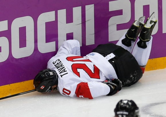 Olympic Injuries a Factor in the Stanley Cup Chase